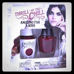 Accessories - Gelish Thrill Of The Chill Set